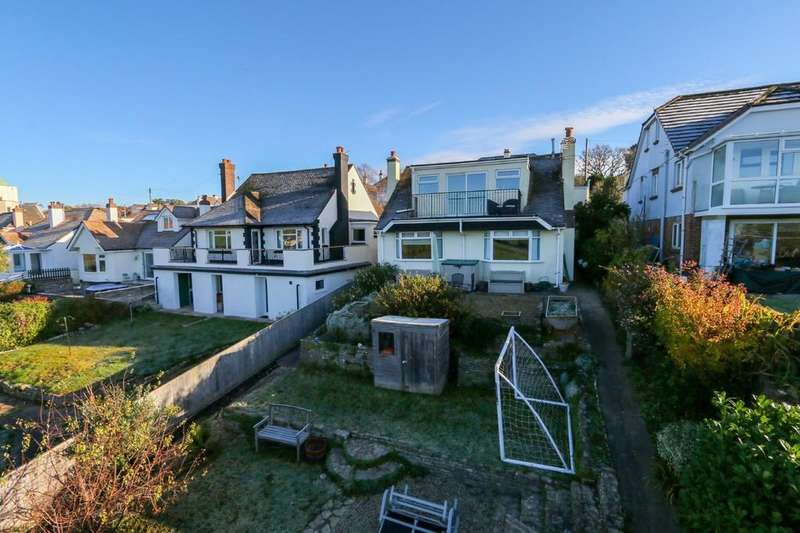 4 Bedrooms Detached House for sale in St Lukes Road, Newton Abbot