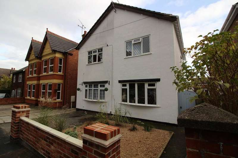 3 Bedrooms Semi Detached House for sale in Charnwood Road, Shepshed