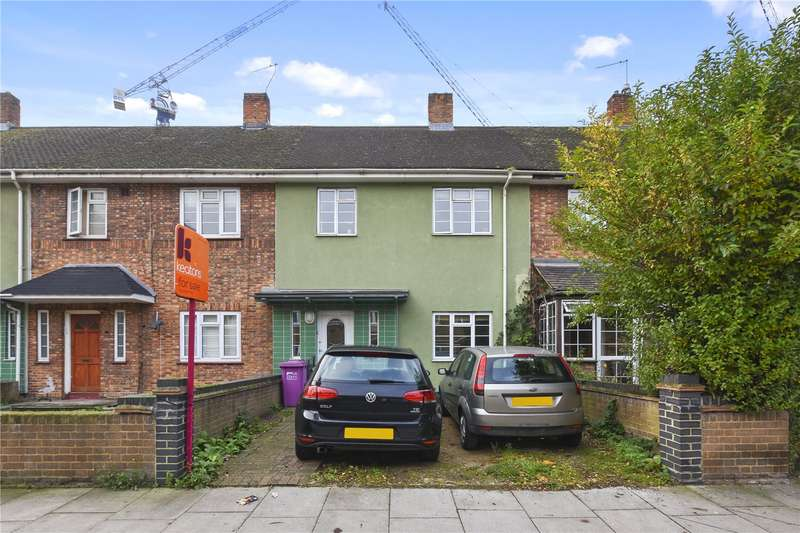 3 Bedrooms House for sale in Ames Cottages, Hearnshaw Street, London, E14