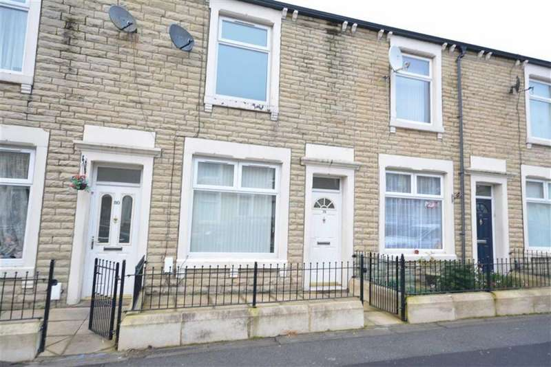 2 Bedrooms Terraced House for sale in Countess Street, Accrington, Lancashire, BB5