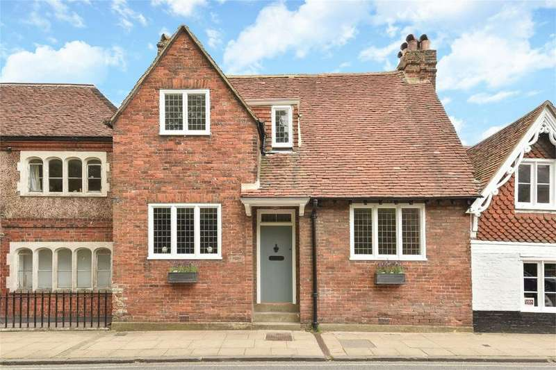 4 Bedrooms Terraced House for sale in Hyde, Winchester, Hampshire