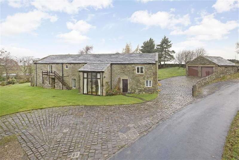 5 Bedrooms Barn Conversion Character Property for sale in Timble, Otley, West Yorkshire