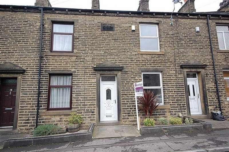 3 Bedrooms Terraced House for sale in Albert Street, Elland, HX5