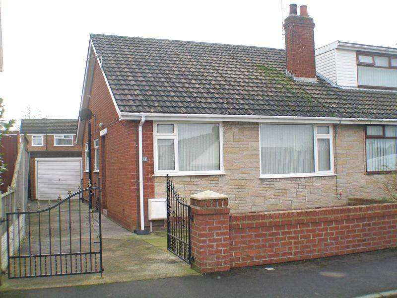 2 Bedrooms Semi Detached Bungalow for sale in Ingol Grove, Hambleton