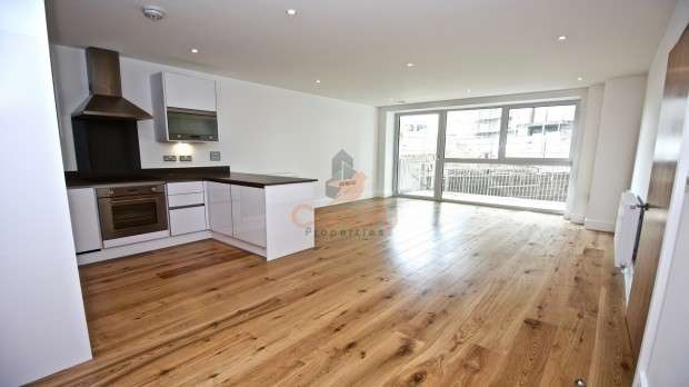 3 Bedrooms Apartment Flat for sale in St. Vincent Court, 5 Hoy Street, Canning Town, E16