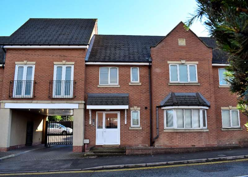 1 Bedroom Apartment Flat for sale in Park Gate Mews, Newhall Street, Tipton