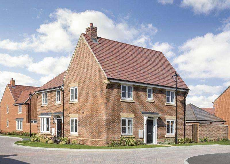 3 Bedrooms Detached House for sale in Plot 20 The Washford,, Abbotts Meadow, Steventon