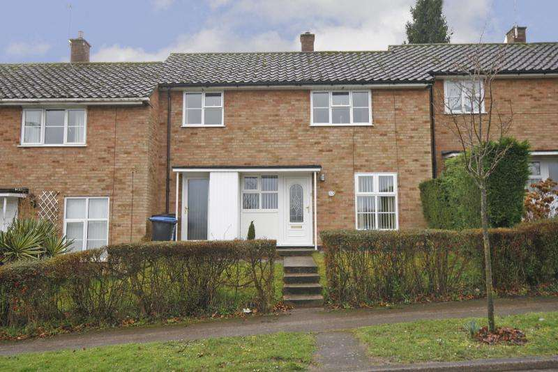 3 Bedrooms Terraced House for sale in Ingles, Welwyn Garden City, Hertfordshire