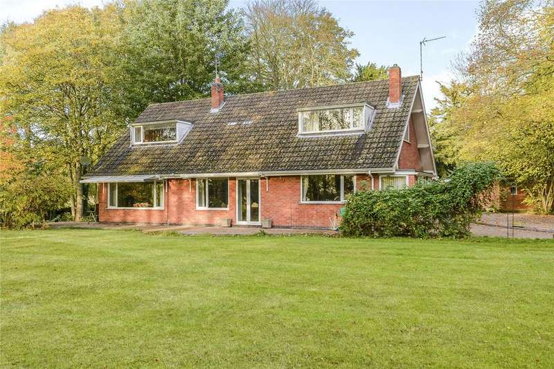 4 Bedrooms Detached House for sale in Hall Lane, Colston Bassett, Nottingham, NG12