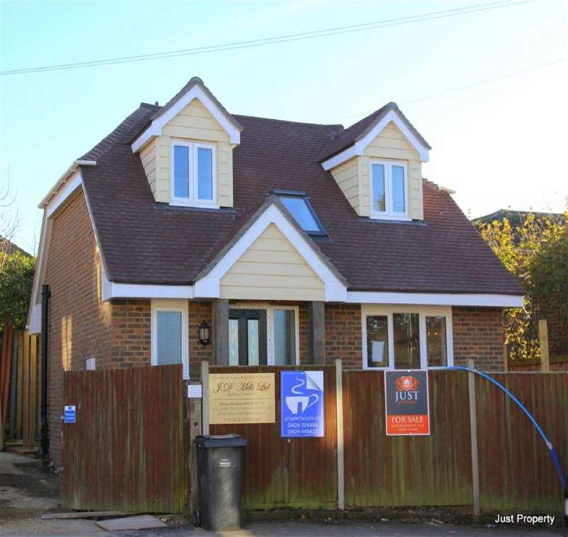 2 Bedrooms Detached House for sale in The Broadway, Hastings