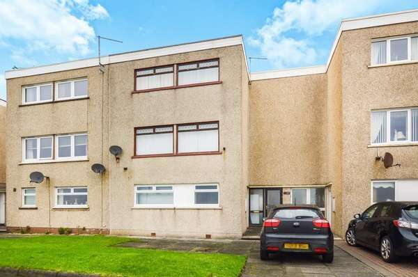 1 Bedroom Flat for sale in 31 The Braes, Saltcoats, KA21 5EP