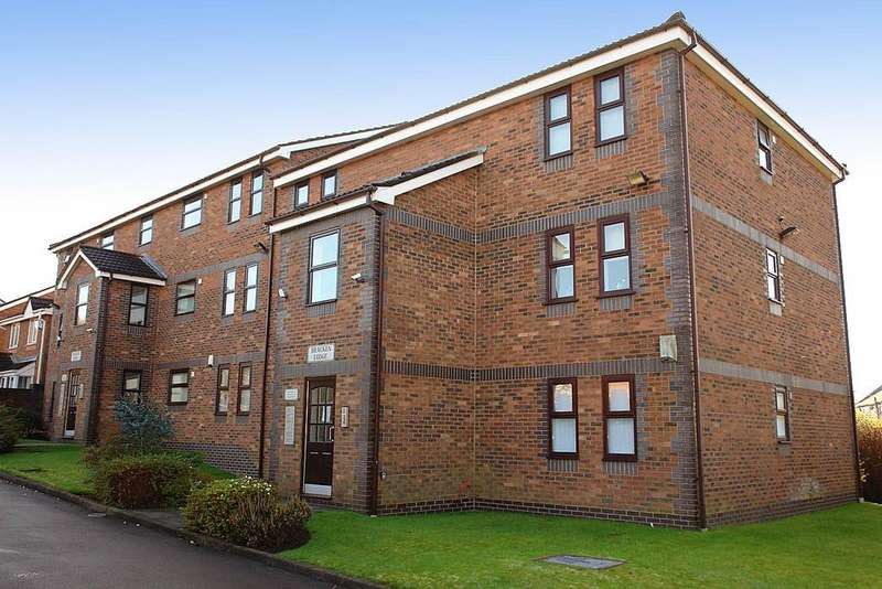 1 Bedroom Apartment Flat for sale in Browfield Way, Royton