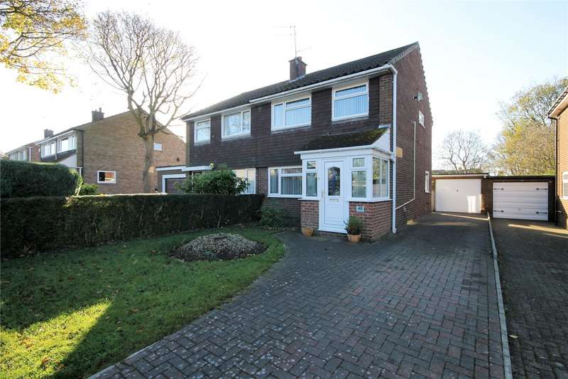 3 Bedrooms Semi Detached House for sale in Benfield Close, Shotley Bridge, Consett, DH8