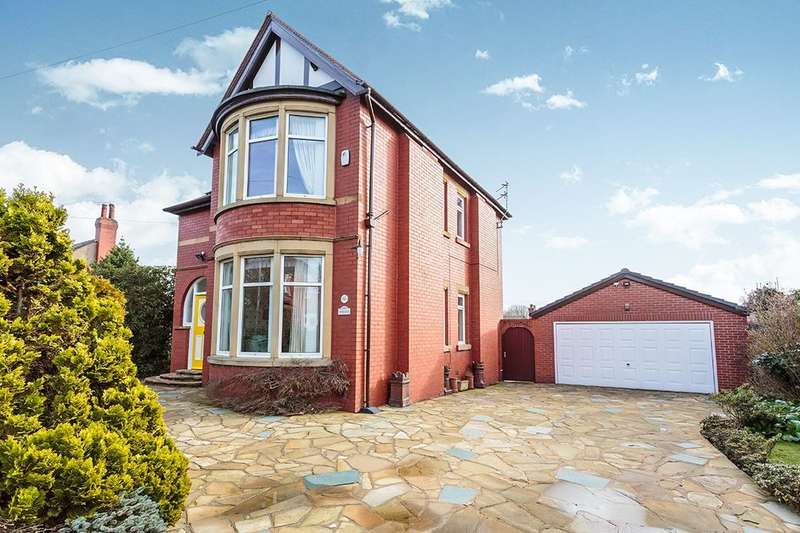 4 Bedrooms Detached House for sale in The Avenue, Poulton-Le-Fylde, FY6