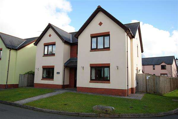 4 Bedrooms Detached House for sale in 5 Grove Court Mews