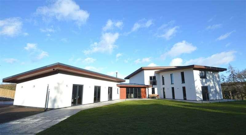7 Bedrooms Detached House for sale in Vida Ventura, Lanark Road, Crossford