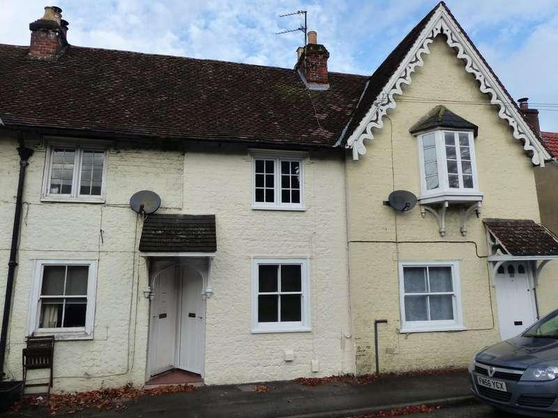 1 Bedroom Cottage House for sale in Portway, Warminster