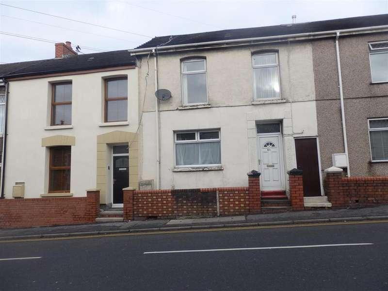 3 Bedrooms Terraced House for sale in Llandafen Road, Llanelli