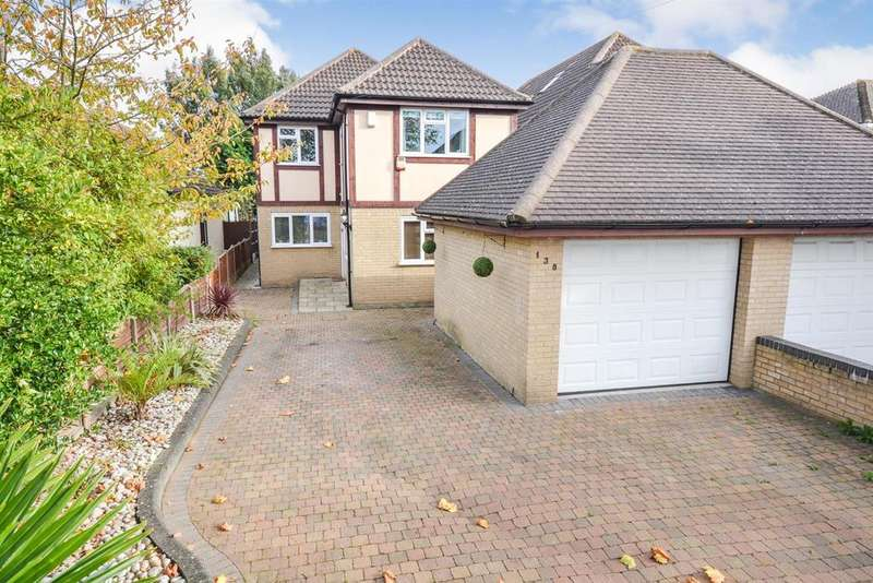 5 Bedrooms House for sale in Lodge Lane, Collier Row, Romford