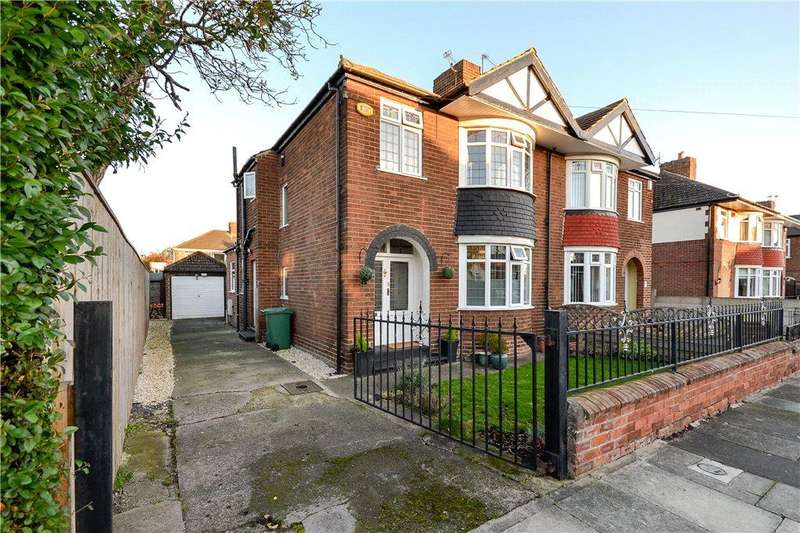 3 Bedrooms Semi Detached House for sale in Chelmsford Avenue, Fairfield, Stockton-On-Tees