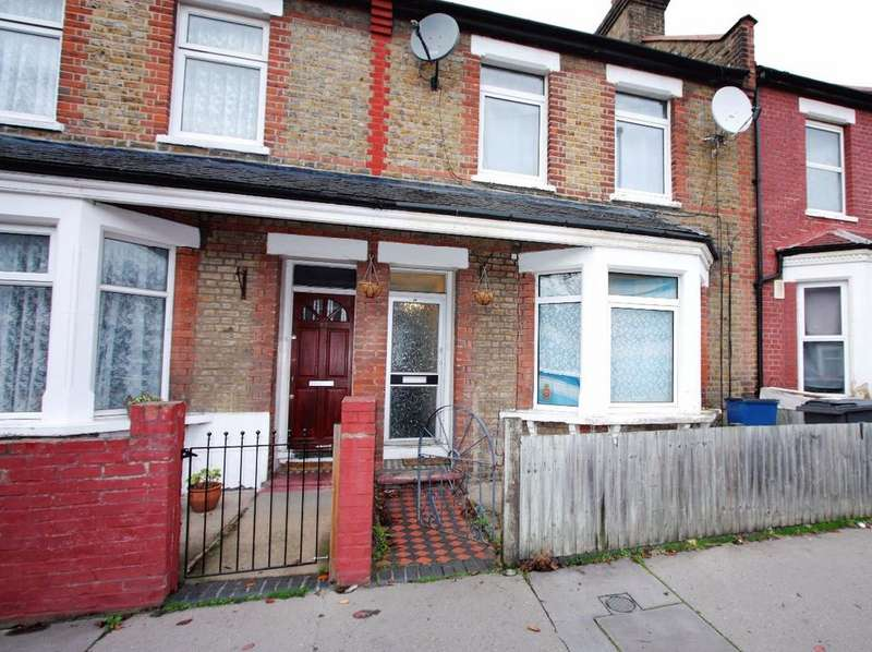 3 Bedrooms Terraced House for sale in Fairholme Road, Croydon, CR0 3PJ