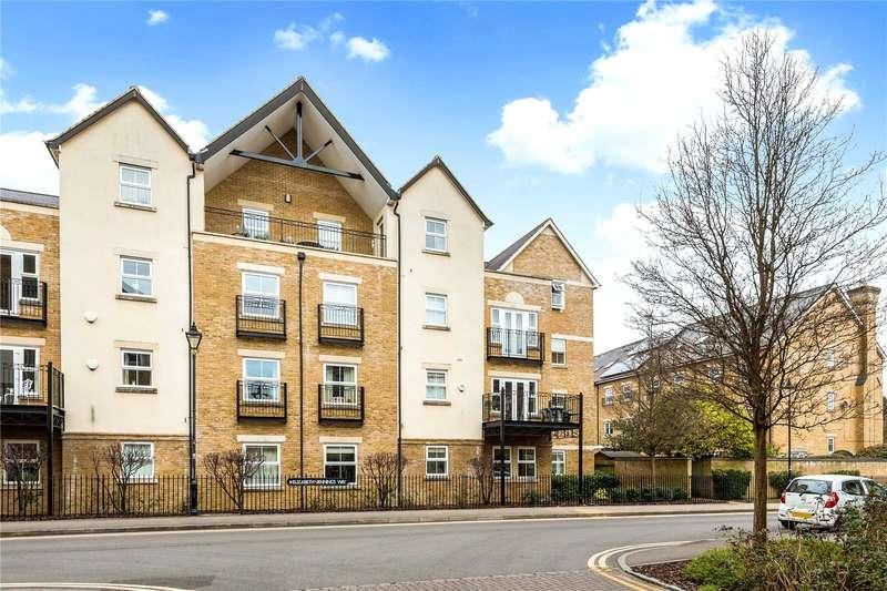 2 Bedrooms Flat for sale in Elizabeth Jennings Way, Oxford, Oxfordshire, OX2