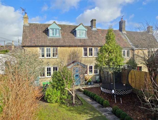 4 Bedrooms Semi Detached House for sale in The Croft, 61 Woolley Street, Bradford on Avon, Wiltshire