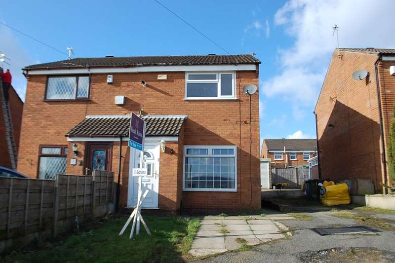 3 Bedrooms Semi Detached House for sale in Pavilion Drive, Ashton-Under-Lyne, OL6