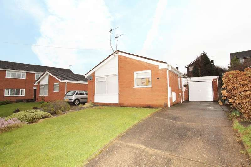 3 Bedrooms Detached Bungalow for sale in Lyle Close, Kimberley, Nottingham, NG16