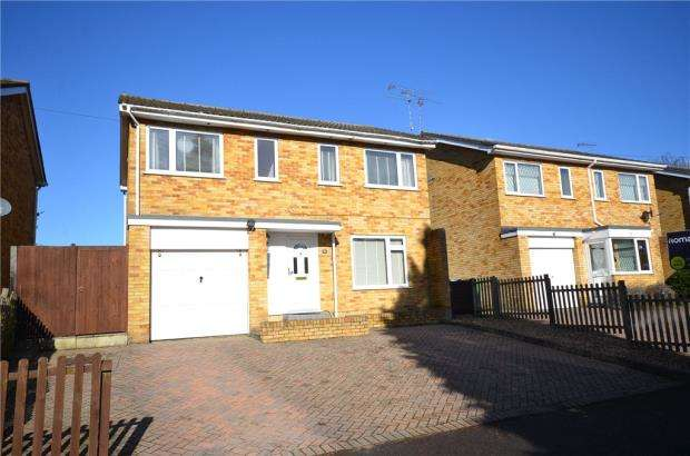 4 Bedrooms Detached House for sale in Glebewood, Bracknell, Berkshire