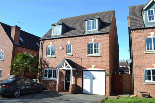 6 Bedrooms Detached House for sale in Foxwood Drive, Binley Woods, Coventry, Warwickshire