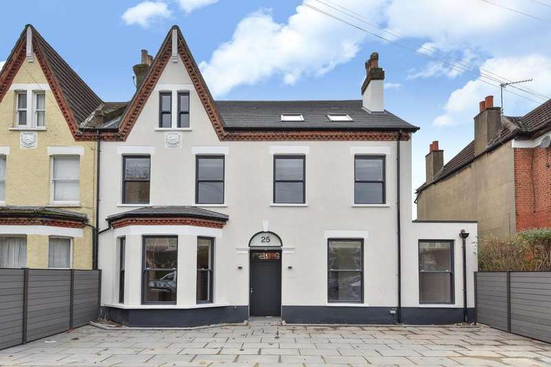 2 Bedrooms Flat for sale in Samos Road, Anerley