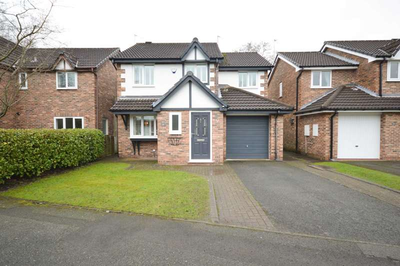 4 Bedrooms Detached House for sale in KINROSS AVENUE, Woodsmoor