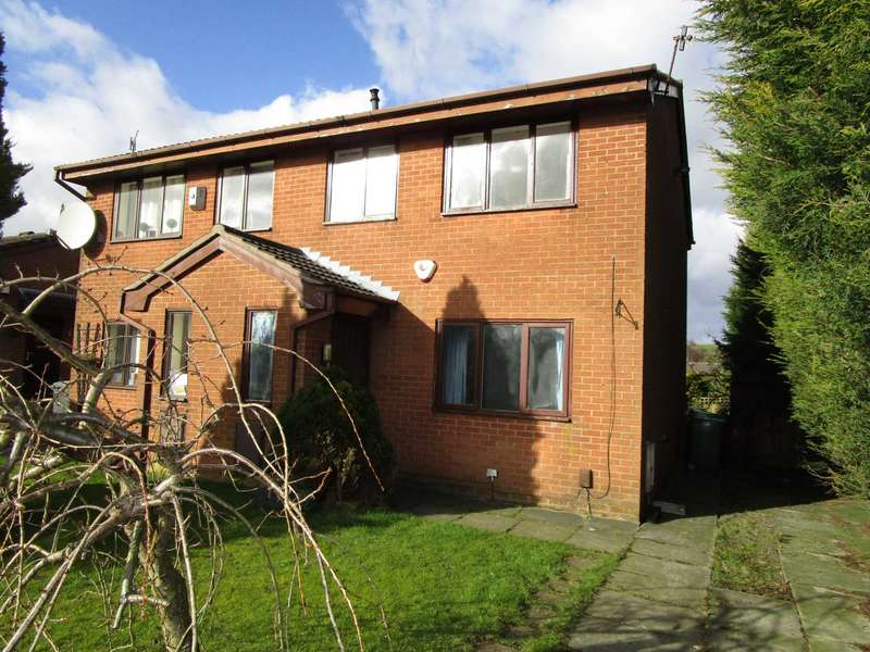 3 Bedrooms Semi Detached House for sale in Buckinghamshire Park Close, Shaw