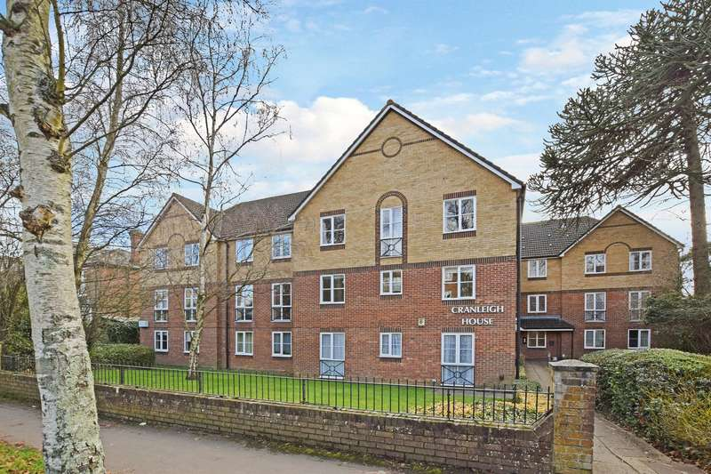 2 Bedrooms Flat for sale in Cranleigh House, Westwood Road, Southampton, SO17