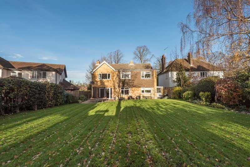 4 Bedrooms Detached House for rent in Roundwood Lane Harpenden AL5
