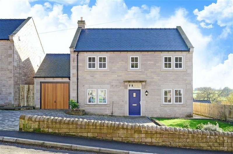 5 Bedrooms Detached House for sale in Sabine Hay House, Main Street, Birchover, Matlock, Derbyshire, DE4
