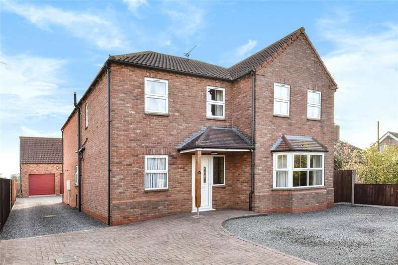 4 Bedrooms Detached House for sale in Horsepit Lane, Pinchbeck, PE11