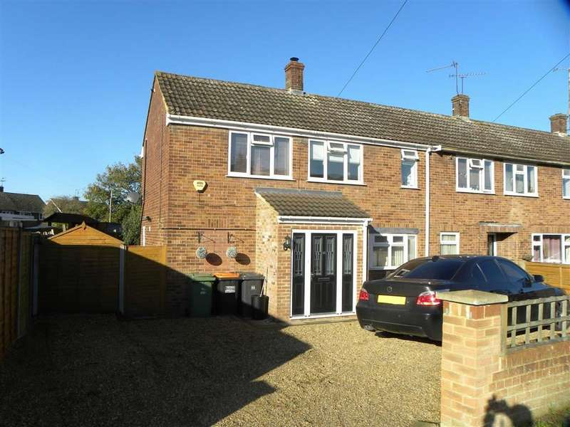 3 Bedrooms End Of Terrace House for sale in Richmond Road, Leighton Buzzard, Bedfordshire, LU7
