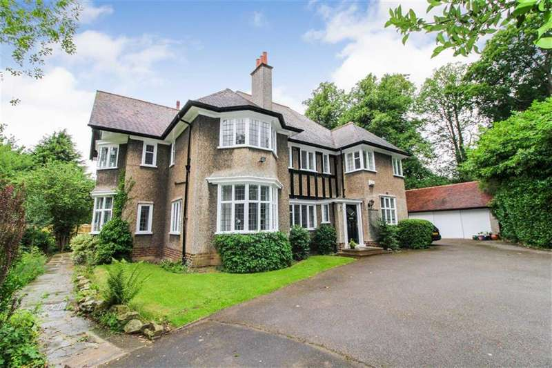 5 Bedrooms Detached House for sale in Woodfield Lane, Hessle, East Yorkshire
