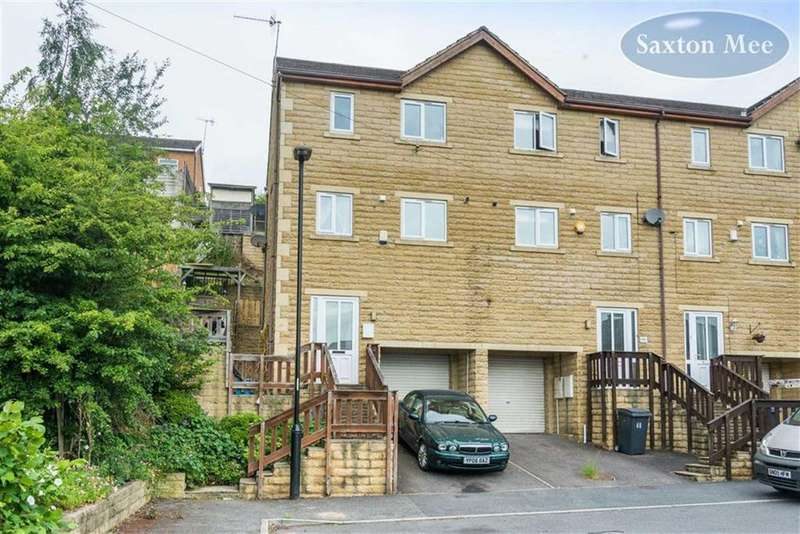3 Bedrooms End Of Terrace House for sale in Ridge View Drive, Wincobank, Sheffield, S9