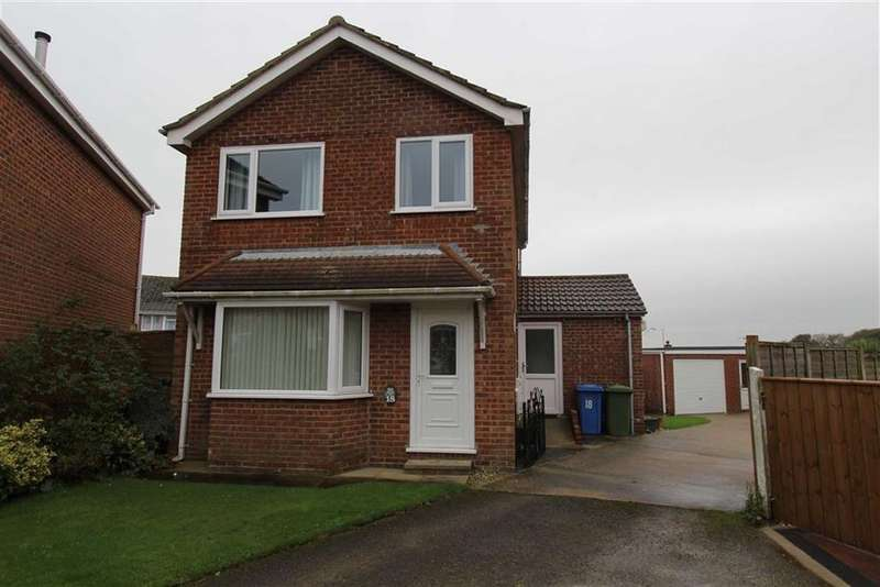 3 Bedrooms Detached House for sale in Trentham Mews, Bridlington, East Yorkshire, YO16