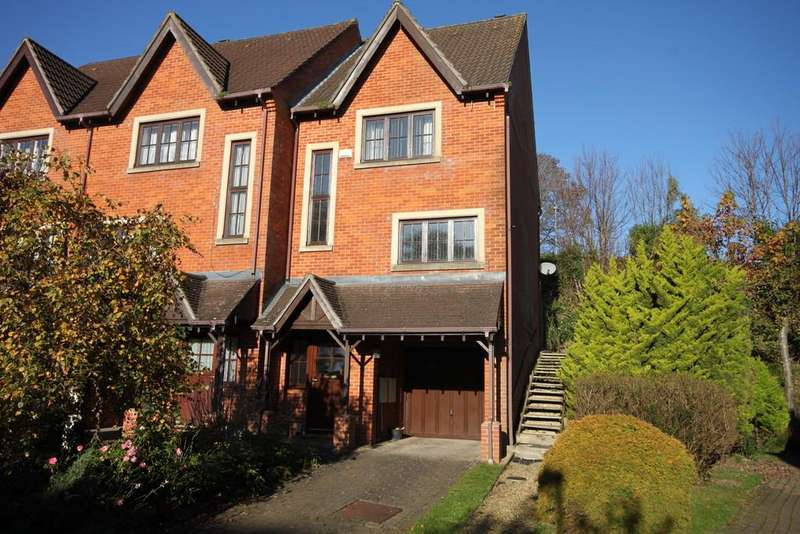 2 Bedrooms End Of Terrace House for sale in TOWER MEWS, SALISBURY, WILTSHIRE, SP1 3DJ