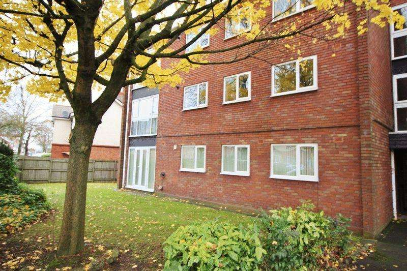 2 Bedrooms Ground Flat for sale in Rosehill, Willenhall