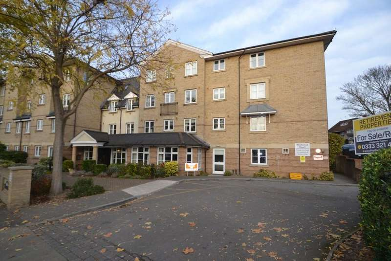 1 Bedroom Ground Flat for sale in 10 Westwood Court 174 Norwich Road Ipswich