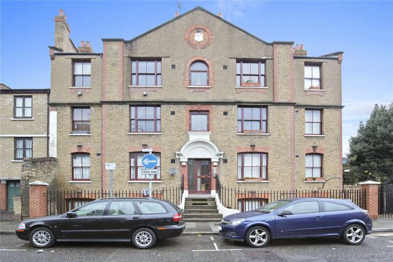 2 Bedrooms Flat for sale in Lindley House, Lindley Street, London, E1