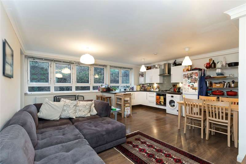 3 Bedrooms Flat for sale in Whitton, 89 King Henrys Road, Primrose Hill, London, NW3