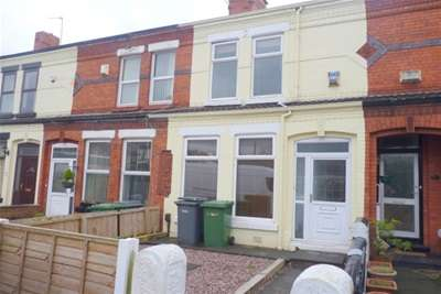 2 Bedrooms House for rent in Mather Road, Oxton
