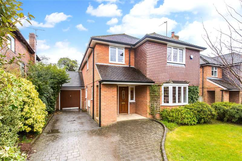 4 Bedrooms Detached House for sale in Langridges Close, Newick, Lewes, East Sussex, BN8
