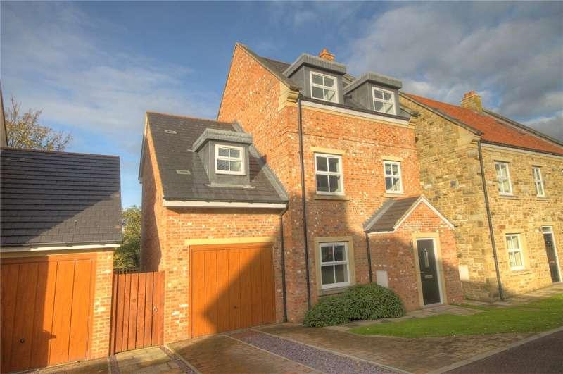 4 Bedrooms Detached House for sale in St Andrews Park, Sadberge, Darlington, DL2